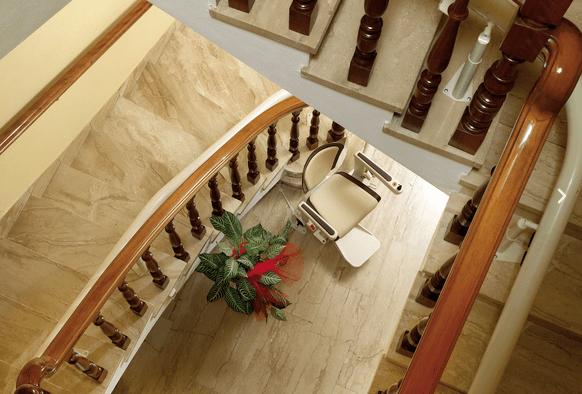 Monte-escalier A86/37